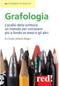 Grafologia (ebook)  Evi Crotti Alberto Magni  Red Edizioni