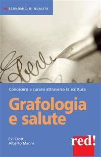 Grafologia e salute (ebook)  Evi Crotti Alberto Magni  Red Edizioni