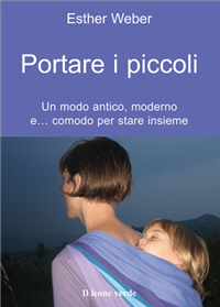 Portare i piccoli (ebook)  Esther Weber   Il Leone Verde