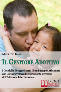 Il Genitore Adottivo (ebook)  Maurizio Gani   Bruno Editore