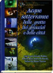 Acque sotterranee delle grotte dei ghiacciai e delle città  Autori Vari   Erga Edizioni