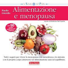 Alimentazione e menopausa  Paolo Giordo   Terra Nuova Edizioni