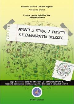 Appunti di Studio a Fumetti sull'Enneagramma Biologico  Susanna Giusti Claudia Rigacci  Dudit Edizioni