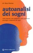 Autoanalisi dei Sogni  Klaus Thomas   Edizioni Mediterranee