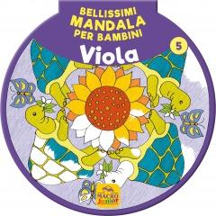 Bellissimi Mandala per Bambini 5 - Volume Viola  Autori Vari   Macro Junior