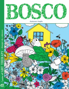 Bosco - I Quaderni dell'Art Therapy  Knapfla   Macro C'Arte