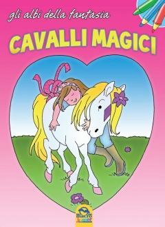 Cavalli Magici  Autori Vari   Macro Junior