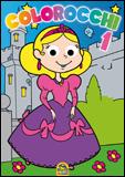 Colorocchi 1 - Principessa  Autori Vari   Macro Junior