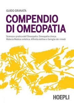 Compendio di Omeopatia  Guido Granata   Hoepli