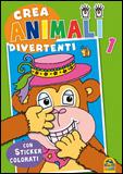 Crea Animali Divertenti 1  Autori Vari   Macro Junior