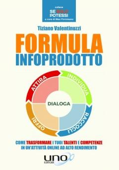 Formula Infoprodotto  Tiziano Valentinuzzi   Uno Editori