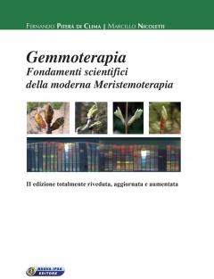 Gemmoterapia. Fondamenti scientifici della moderna Meristemoterapia  Fernando Piterà Marcello Nicoletti  Nuova Ipsa Editore