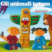 Gli Animali Totem  Michela Salotti   L'Età dell'Acquario Edizioni