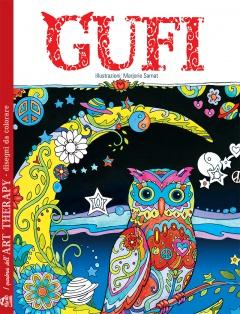 Gufi - I Quaderni dell'Art Therapy  Marjorie Sarnat   Macro C'Arte