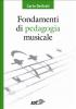 Fondamenti di pedagogia musicale (ebook)  Carlo Delfrati   EDT