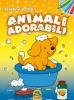 Animali Adorabili - Fantasie a colori  Autori Vari   Macro Junior