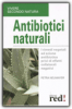 Antibiotici naturali  Petra Neumayer   Red Edizioni