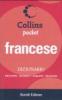 Dizionario Francese-italiano, italiano-francese (Collins Pocket)  Autori Vari   Boroli Editore