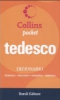 Dizionario tedesco-italiano, italiano-tedesco (Collins Pocket)  Autori Vari   Boroli Editore