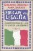 Educare alla legalità  Gherardo Colombo Anna Sarfatti  Salani Editore