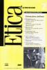 Etica per le Professioni. FORMAZIONE CONTINUA  Etica per le Professioni Rivista   Fondazione Lanza