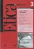 Etica per le Professioni. SOSTENIBILITA' E AMBIENTE  Etica per le Professioni Rivista   Fondazione Lanza