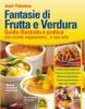 Fantasie di Frutta e Verdura (Copertina rovinata)  Josée Thibodeau   Macro Edizioni