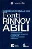 Fonti rinnovabili  Autori Vari   Edizioni Ambiente