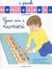Gioco con i numeri (da 1 a 19) - I piccoli Montessori  Sylvie d'Esclaibes Noemie d'Esclaibes  Magazzini Salani