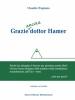 Grazie ancora dottor Hamer (volume secondo) (Copertina rovinata)  Claudio Trupiano   Macro Edizioni