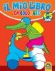 Il Mio Libro da Colorare - 4/5 Anni  Autori Vari   Macro Junior