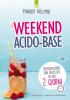 Il weekend acido-base  Margot Hellmiss   Edizioni il Punto d'Incontro
