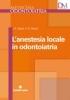 L'anestesia locale in odontoiatria  Baart J. A. H. S. Brand  Tecniche Nuove