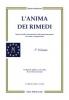 L'Anima dei Rimedi (Copertina rovinata)  Rajan Sankaran   Salus Infirmorum