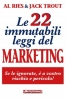 Le 22 immutabili leggi del marketing  Al Ries Jack Trout  Anteprima