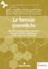 Le formule cosmetiche  Giovanni D'Agostinis   Tecniche Nuove