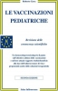 Le Vaccinazioni Pediatriche
