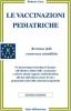 Le Vaccinazioni Pediatriche (Vecchia edizione)  Roberto Gava   Salus Infirmorum