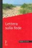 Lettera sulla fede  Autori Vari   Proget Edizioni