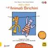 Lillo e Lalla e gli Animali Birichini (Cucciolo Yoga)  Clemi Tedeschi Maria Teresa Falabella  Macro Edizioni