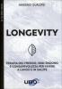 Longevity  Massimo Gualerzi   Uno Editori