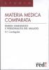 Materia Medica Comparata  Eugenio Federico Candegabe   Red Edizioni