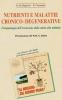 Nutrienti e Malattie Cronico-Degenerative  Renato De Magistris Bruno Ciaramella  Guna Editore
