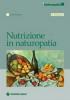 Nutrizione in naturopatia  Luca Pennisi   Tecniche Nuove