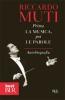 Prima la musica, poi le parole  Riccardo Muti   Rizzoli