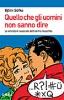 Quello che gli uomini non sanno dire  Björn Süfke   Urra Edizioni