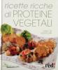 Ricette ricche di Proteine Vegetali  Mael De Saint-Clair   Red Edizioni