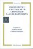 Saggio Critico sulle Malattie Croniche di Samuel Hahnemann  Salvatore Coco   Salus Infirmorum