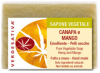Sapone Vegetale Canapa e Mango     Verdesativa