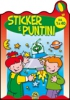Sticker e Puntini Rosso - Da 1 a 40  Autori Vari   Macro Junior